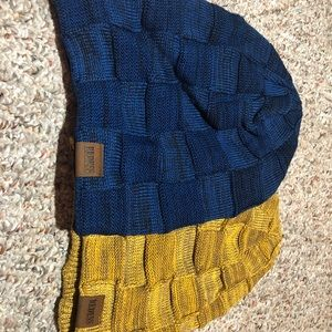 Redess Men beanie hats pk of 2